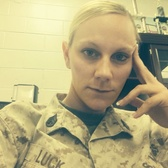 SSgt Stephanie Luck