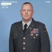 LTC Patrick Morgan