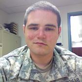 SPC(P) Matt Barretta