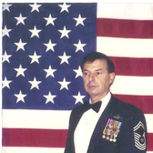 CMSgt Larry Brandon