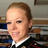 Sgt Sasha Cruz