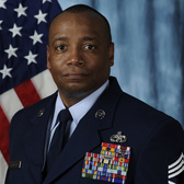 CMSgt David Wedington