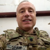 LTC John G Shaw MBA, JD