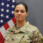 SSG Elizabeth Koss