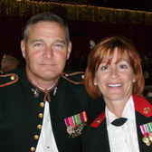 LtCol Shannon Pitchford